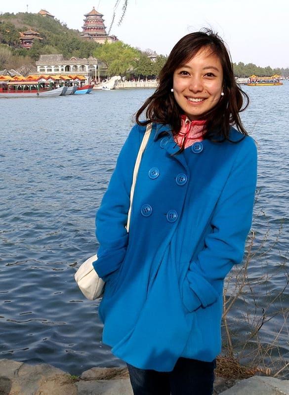 Sophia Zhang Photo