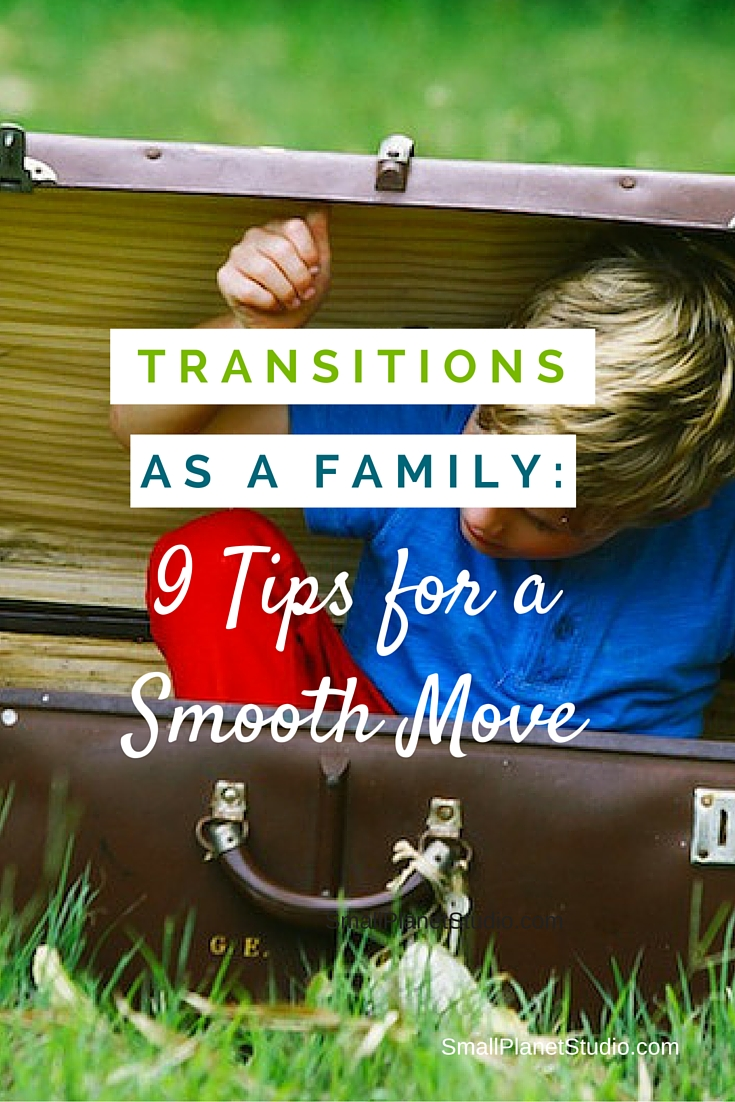 Transitions as a Global Family: 9 tips for a smooth move